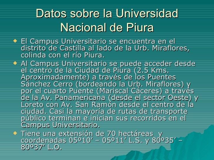 Avistamiento En La Universidad Nacional De Piura Slide 3