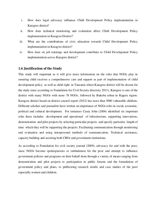Avit Theophil proposal on public policy Mount Kenya University – Policy Proposal Template