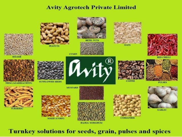 About us: • We are a professionally managed company engaged in manufacture and supply of complete turnkey plants in seed, ...