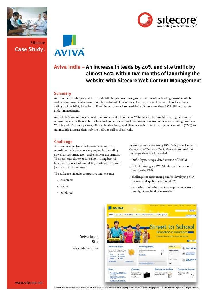 Aviva - Windows Azure Case Study, Aviva Drive - YouTube