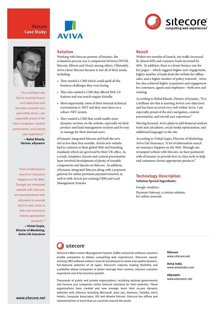 Case study su Microsoft Azure | Aviva