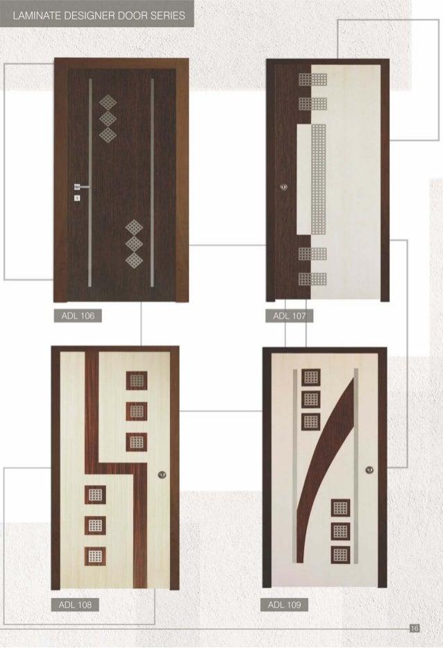 Inspiring Door Design For Home Pdf Contemporary - Exterior ideas 3D ...