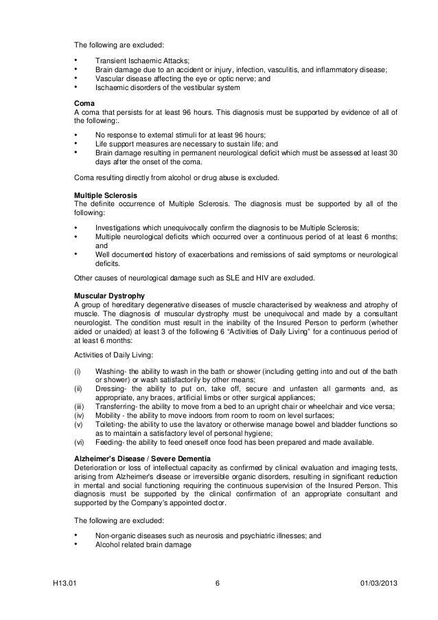 aviva s my shield plus policy contract 18feb2013 pdf rh slideshare net Biology Chapter 3 Ecology Answers Biology Post-Test Answers