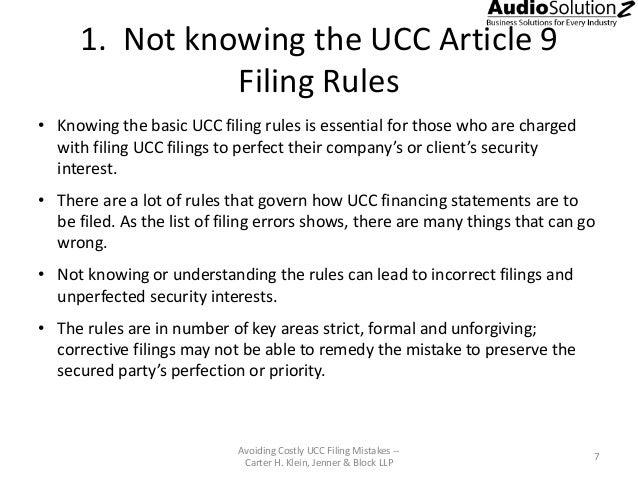 ucc articles