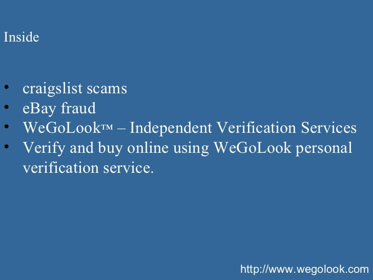 http://wegolook.com Craigslist is a centralized network of online communities  that provides local classifieds and forums ...