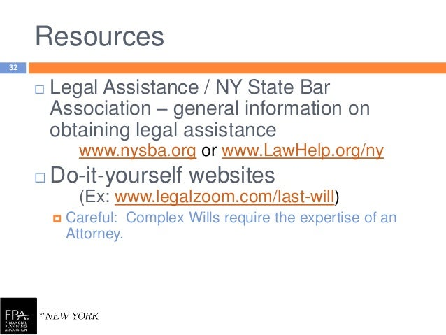 Avoiding 10 common mistakes in drafting a will 2014 32 resources legal assistance ny solutioingenieria Images