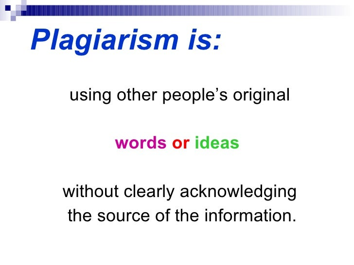 causes of plagiarism essay As the paper has analyzed, the causes and problem of plagiarism is introduced, and the effects of the plagiarism are very serious the standards for the plagiarism are very different from each, especially among different universities.