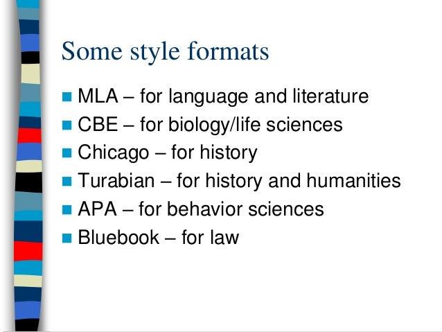 bluebook citing research paper The following information regarding the bluebook citation format is an adapted version of the style and for- what information do i include in a full citation.