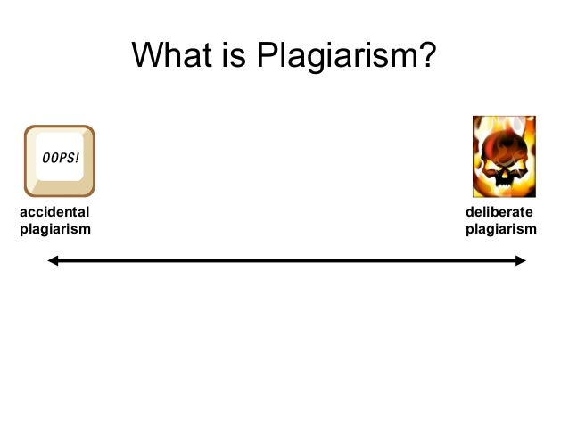 plagiarism an act of imitating the Plagiarism - an act or instance of using or closely imitating the language and thoughts of another author without authorization and the representation of that author.