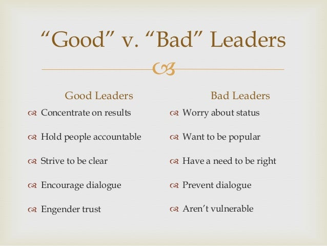 "the three important qualities of a good leader The top qualities and characteristics of great hr the focus is on what business unit or what jobs are the most important ""what is a great leader."