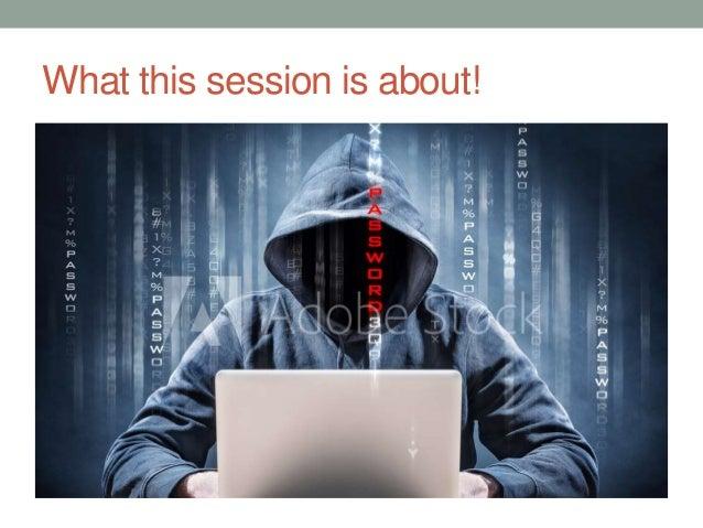 Avoid the Hack Slide 2