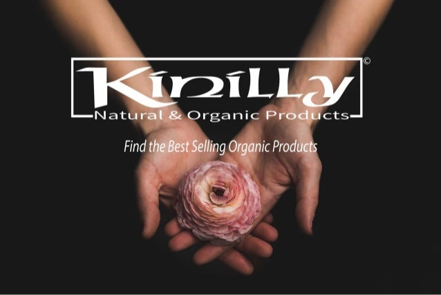 Avoid toxins & chemicals shop at kinilly natural & organic products
