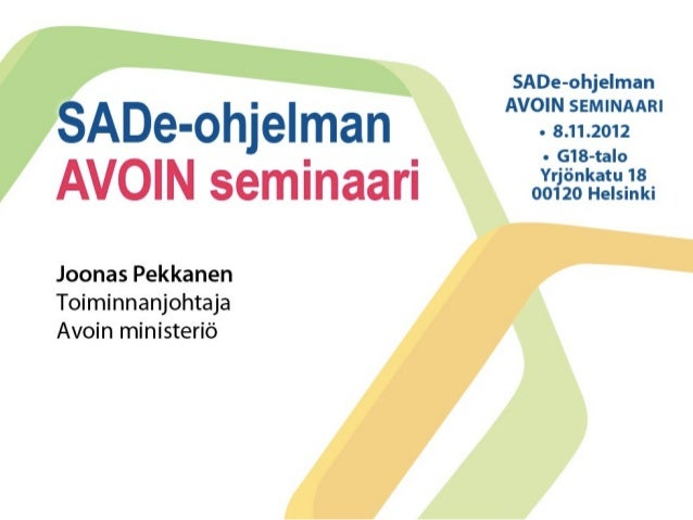linkedin.com/in/pekkanenavoinministerio.fi         avoinhallinto.fiopenministry.info     opengovpartnership.org             ...