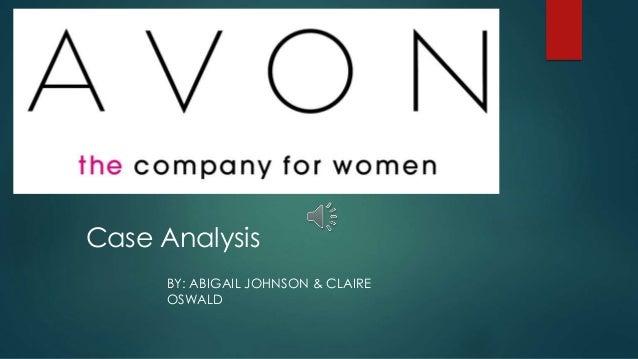 avon case analysis Avon case analysis essays: over 180,000 avon case analysis essays, avon case analysis term papers, avon case analysis research paper, book reports 184 990 essays.