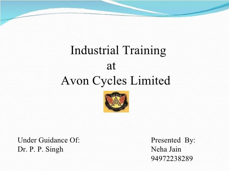 Avon Cycles Ltd