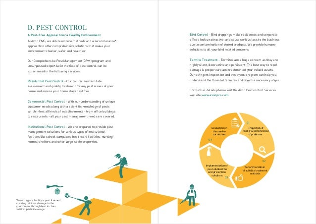 Avon Facility Management Services Brochure