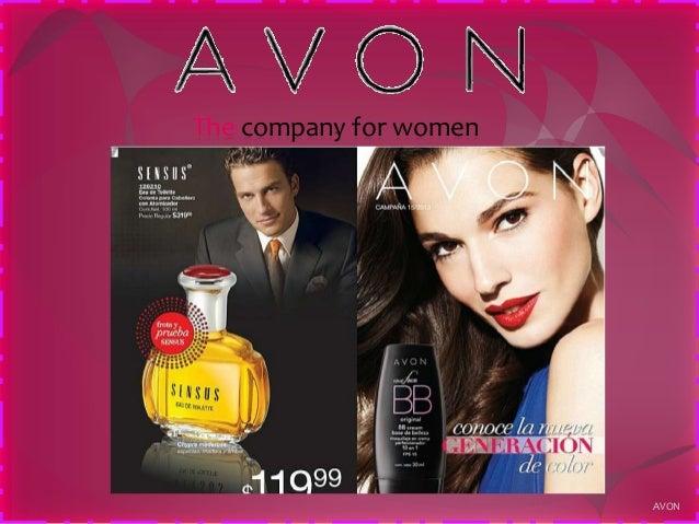 Avon Modelo De Venta Directa