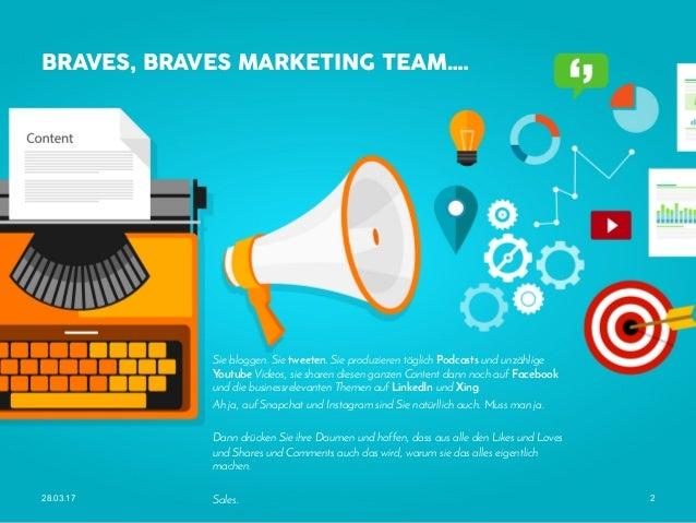Content Marketing = Problemloesung Slide 2