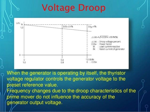generator voltage control 17