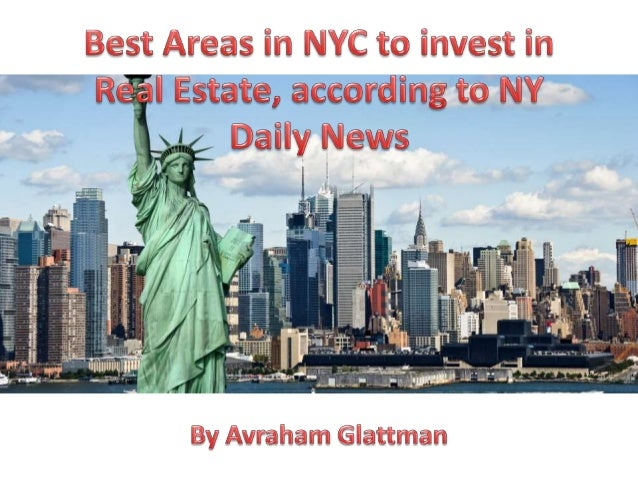 Best Places to Buy Real Estate in NYC
