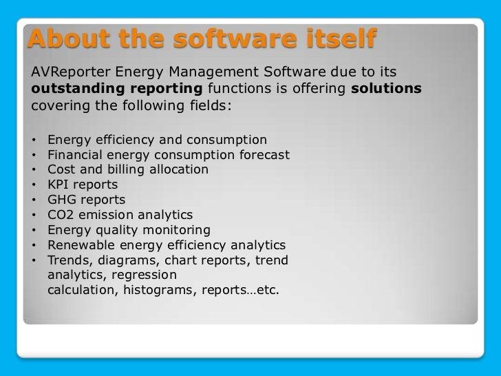 AVReporter (PEM Energy Analyzer) in practice Slide 2