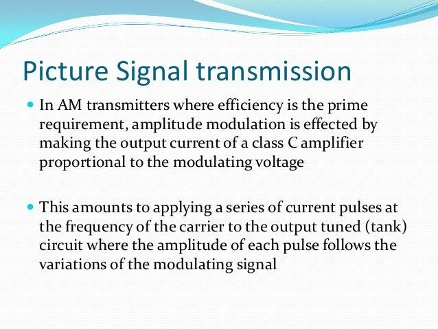 Television Signal Transmission & Propagation Slide 3
