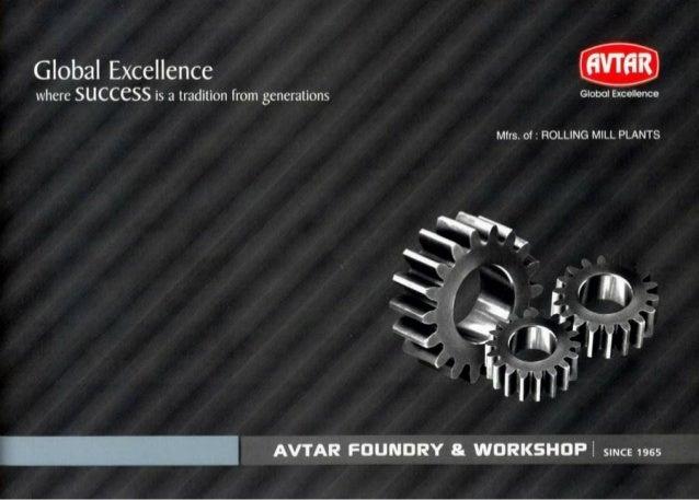 Avtar Foundry & Workshop, Punjab, Construction Machine