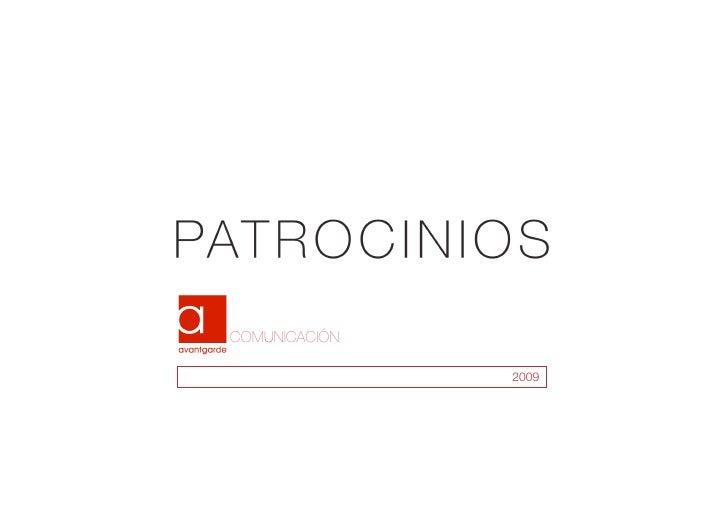COMUNICACIÓN                 2009