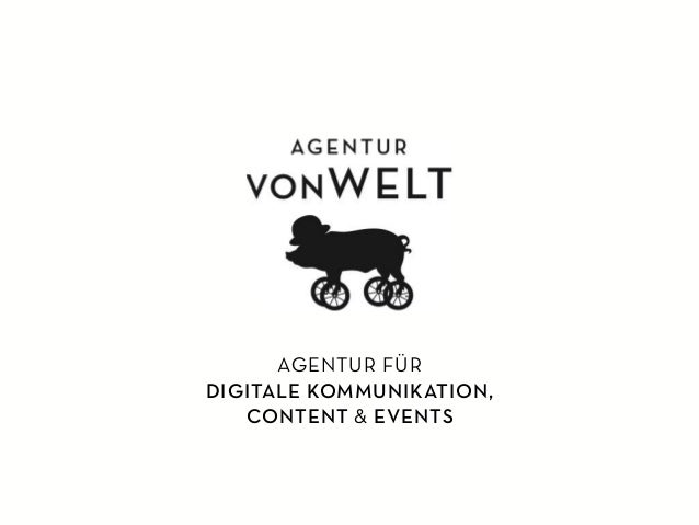 AGENTUR FÜR DIGITALE KOMMUNIKATION, CONTENT & EVENTS