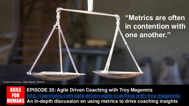 EPISODE 35: Agile Driven Coaching with Troy Magennis http://ryanripley.com/data-driven-agile-coaching-with-troy-magennis/ ...