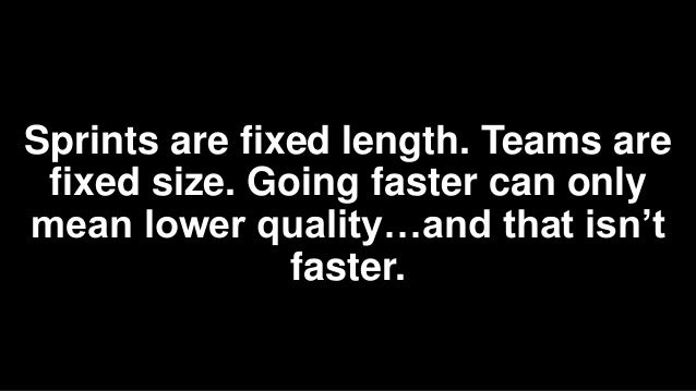 Comparing cost of output doesn't work either If an agile team builds a better feature faster than a waterfall team builds ...