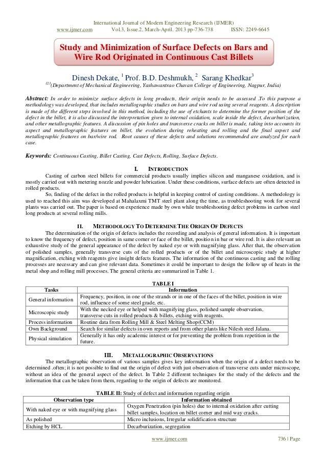 International Journal of Modern Engineering Research (IJMER)                 www.ijmer.com            Vol.3, Issue.2, Marc...