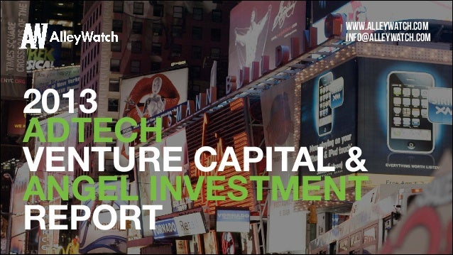 www.alleywatch.com info@alleywatch.com  2013 ADTECH