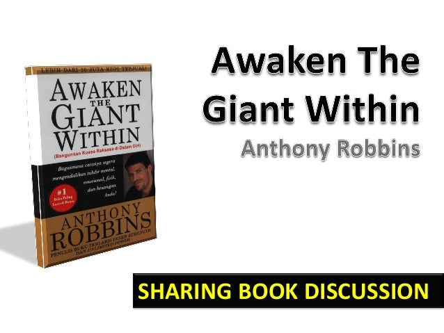 SHARING BOOK DISCUSSION