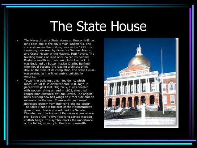 A walking tour of boston Slide 2