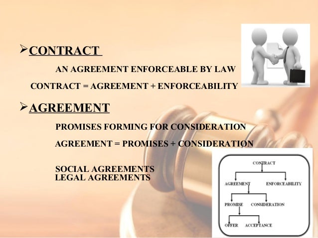 Contract and agreement – Contract Agreement