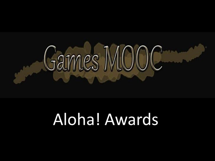 Aloha! Awards