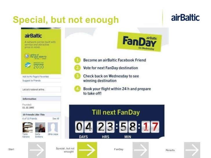 Special, but not enough Results FanDay Start Special, but not enought