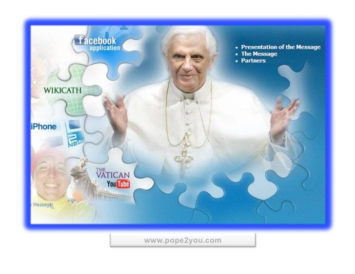 www.pope2you.com