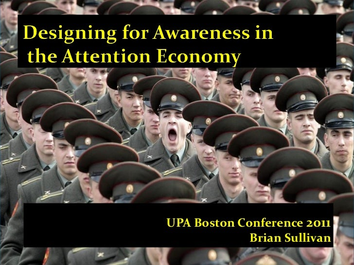 UPA Boston Conference 2011             Brian Sullivan