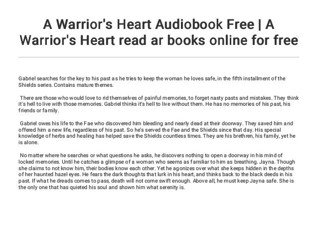 the woman warrior full text online