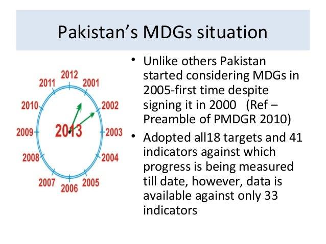 Awaz Foundation Centre for Development Services, Pakistan - Post 2015 Scotland's Contribution, September 2013 Slide 2