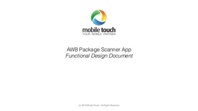 Awb App