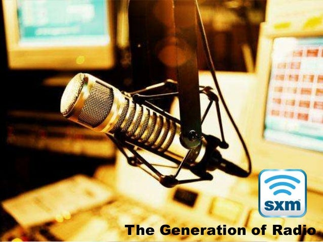 The Generation of Radio
