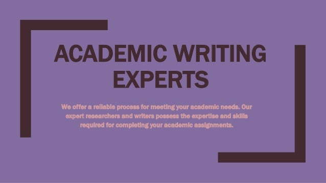 writing expert