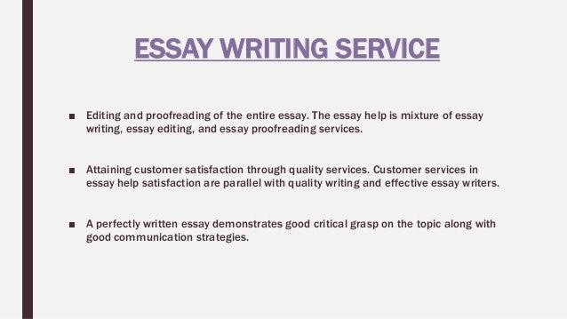 Academic Writing Experts