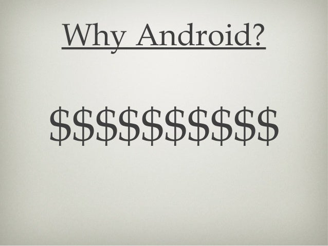 Awesome android apps Slide 3