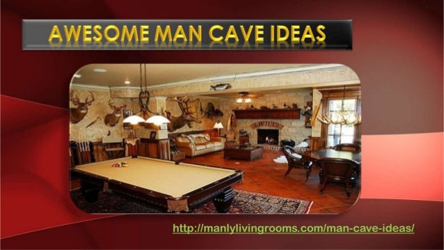 Man Cave Ideas For Zucchini : Awesome man cave ideas