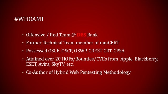 Awesome redteaming