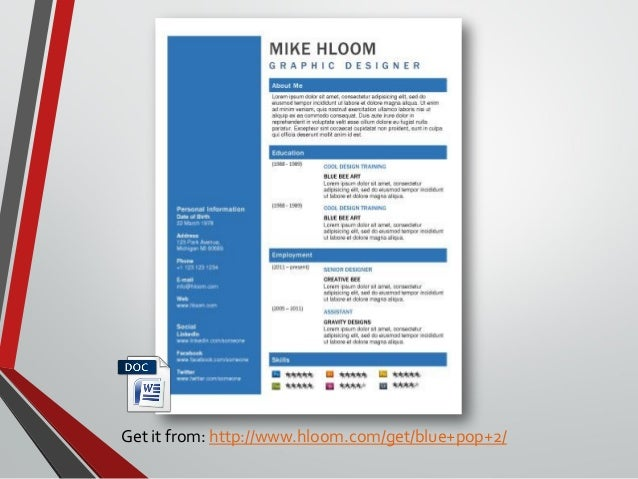 how to make an awesome resume